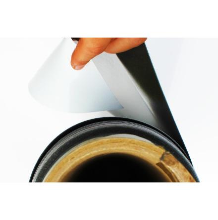 Ferrosoftfolie Typ 3. Vit plast