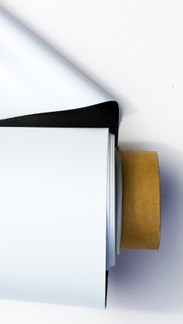 Ferrosoftfolie Typ 5. Självhäftande & whiteboardbelagd
