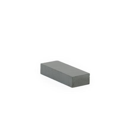 Anisotropisk ferritmagnet rektangulär