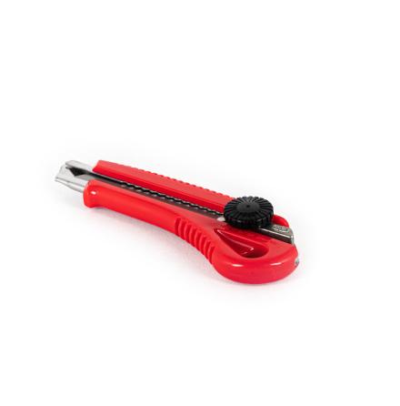 Brytkniv kraftig röd