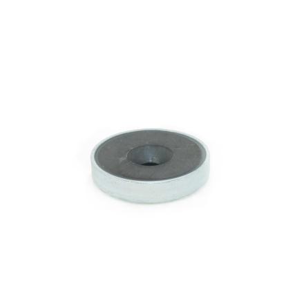 12. Flatgripare med hål och försänkning 90°