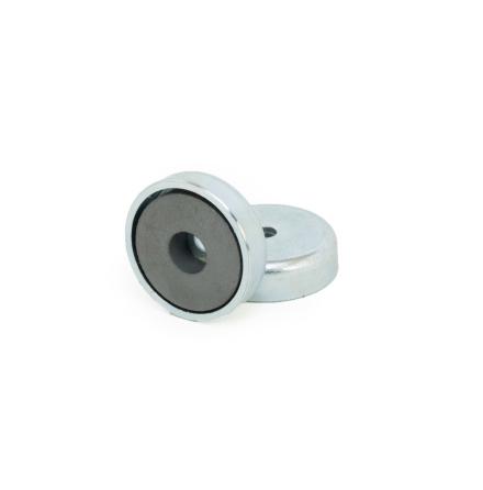 16. Flatgripare med cylindriskt hål